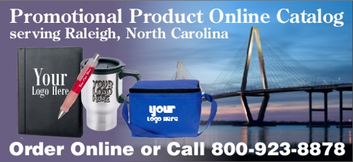 Promotional Products Raleigh, North Carolina